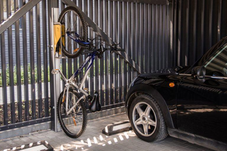 Fahrradabstellanlage Fahrradabstellmöglichkeit Bikesafe
