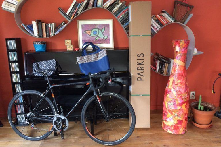 Aufbewahrung Fahrräder